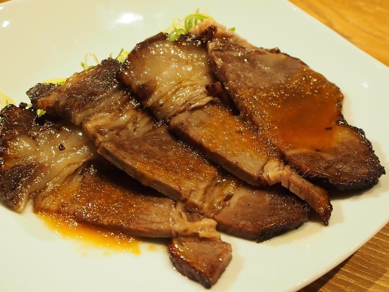 烤牛前胸肉