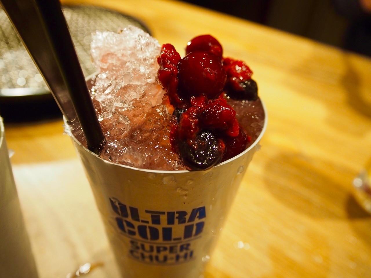 紅莓冰山沙瓦