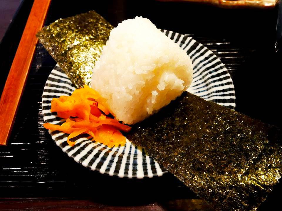 日式小飯糰