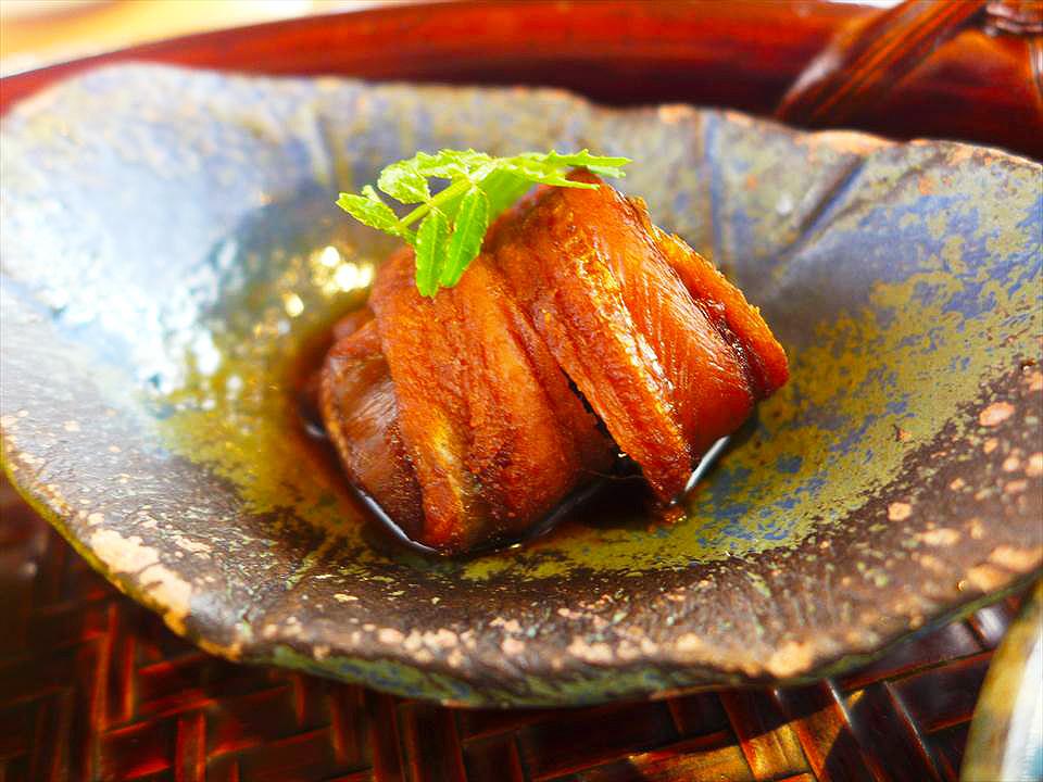 日本星鰻小菜