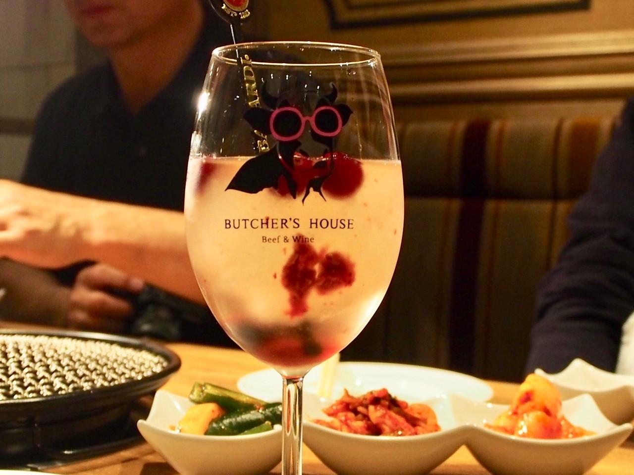 莓果雪酪白酒