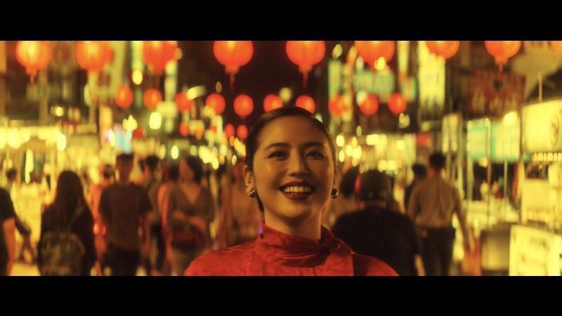 台灣觀光局長澤雅美宣傳廣告