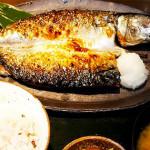 Hottokeya烤鯖魚午餐定食