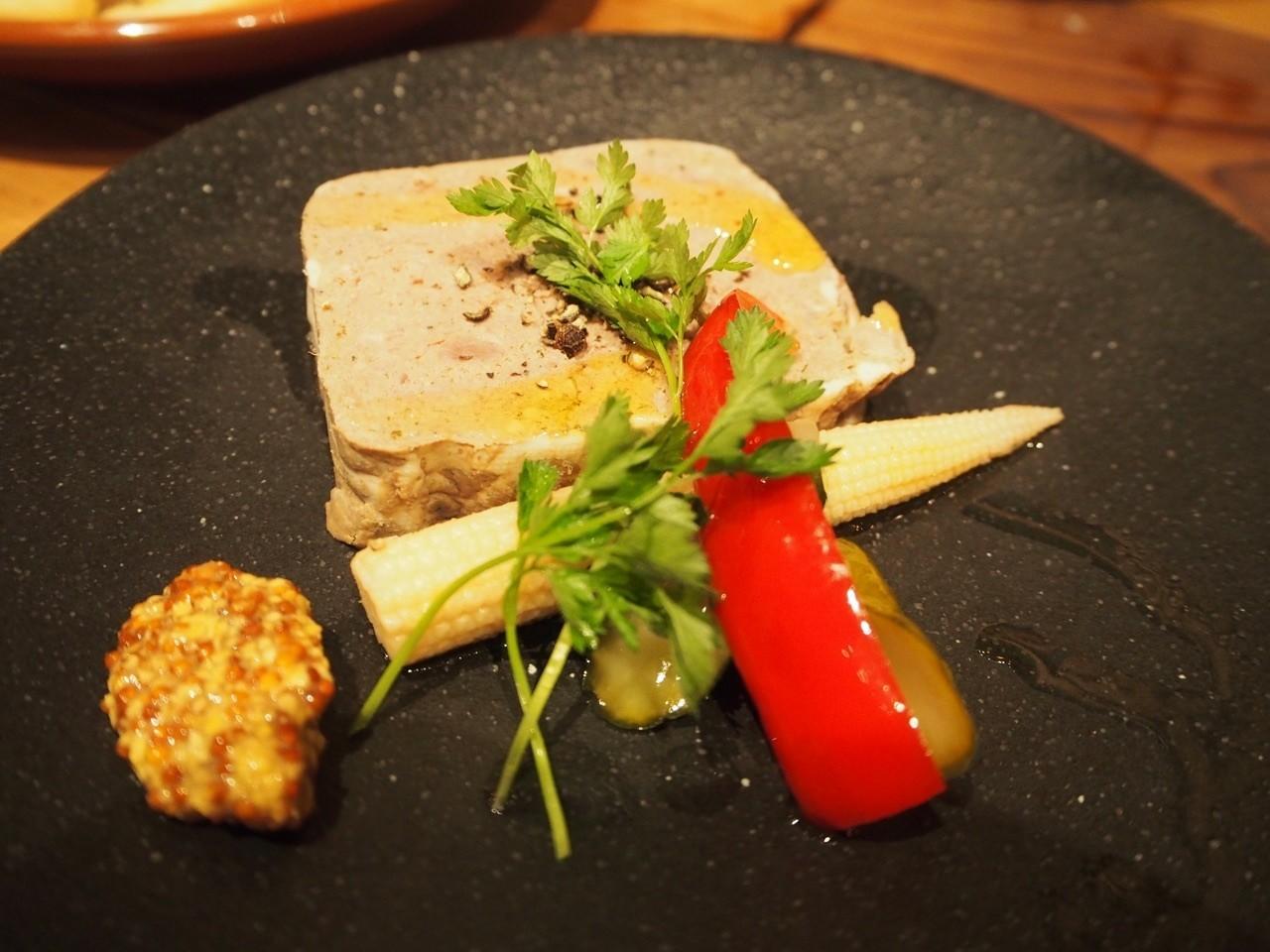 法式鄉村肉醬