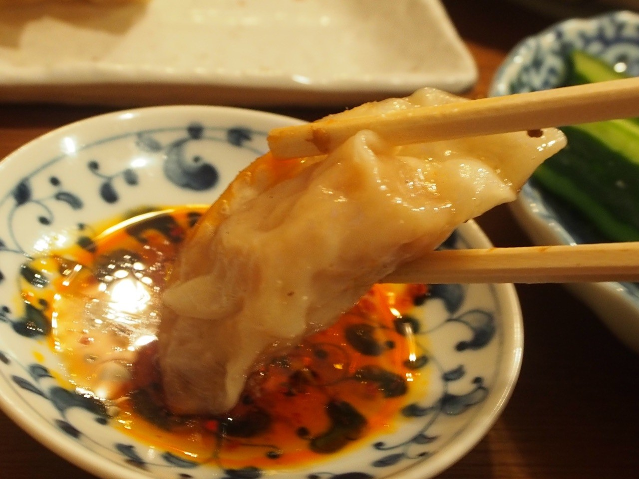 大阪好吃煎餃