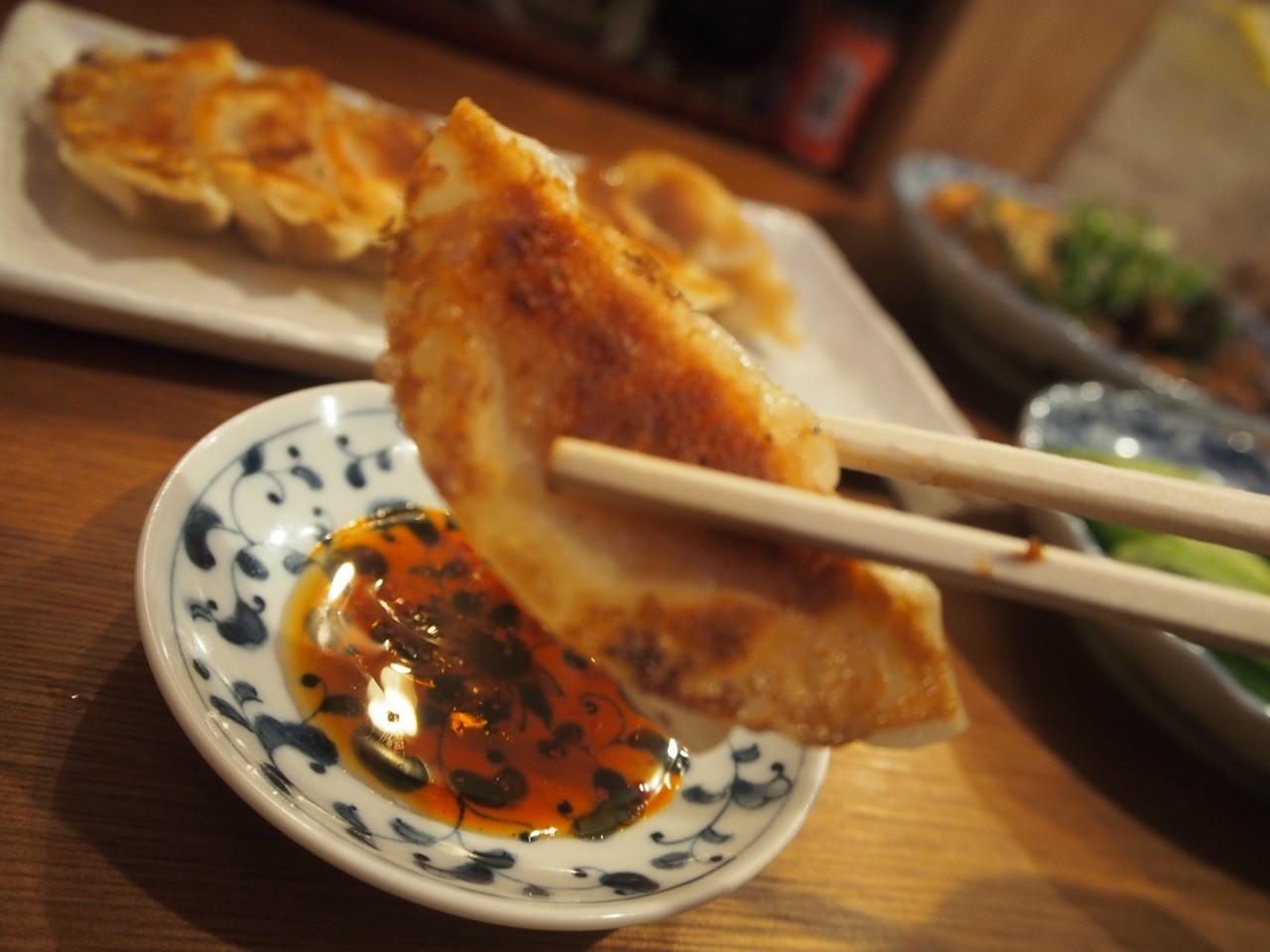 日本麥可的煎餃