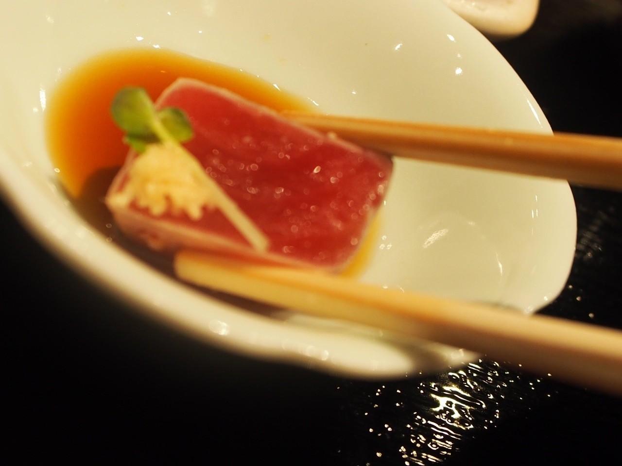 大阪炙燒鮪魚片