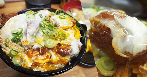 只有7個吧檯座位的小店出的豬排丼最棒!堺東『Maruhano豬排丼(まるはのかつ丼)』