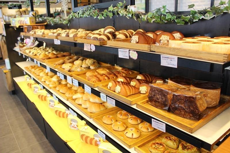 人氣拉斯卡爾麵包