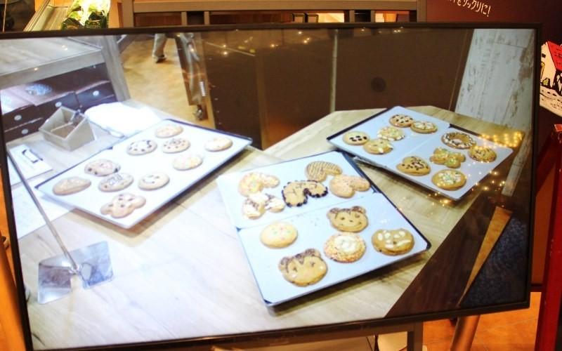 『カントリーマアムFACTORY LALAPORT EXPOCITY店』嚐嚐看現烤鄉村餅乾吧! 體驗手作鄉村餅的樂趣