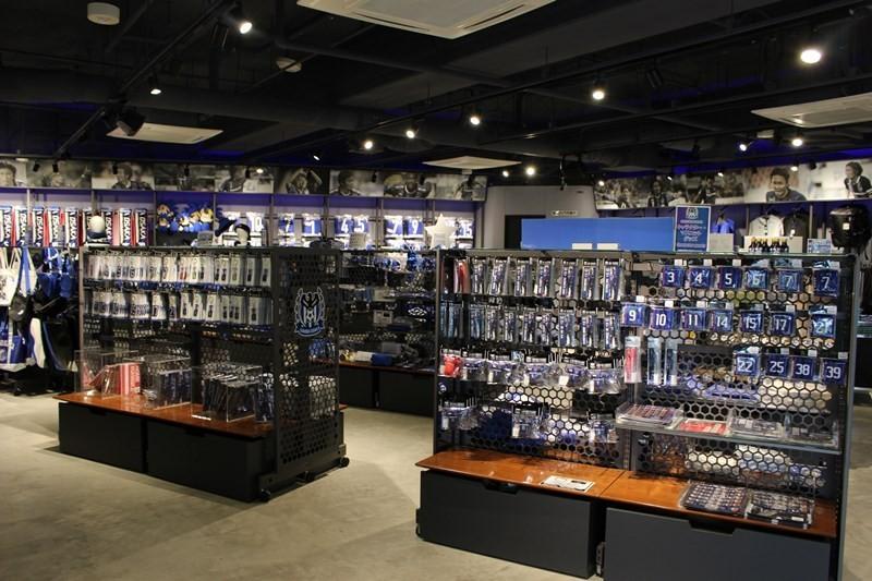 大阪職業足球隊商品區