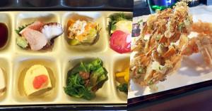 純午間精緻天婦羅餐盒