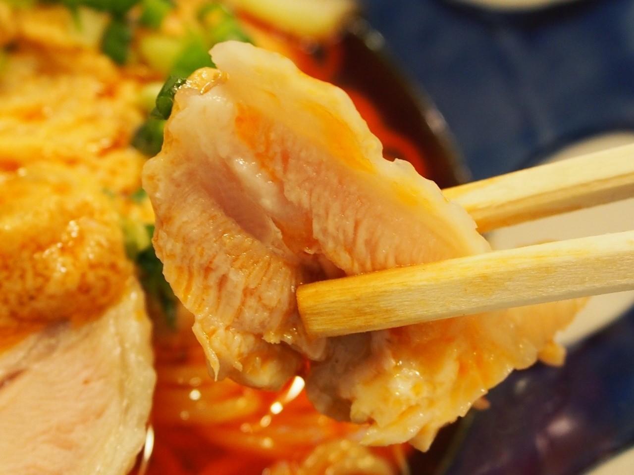 水煮雞肉片