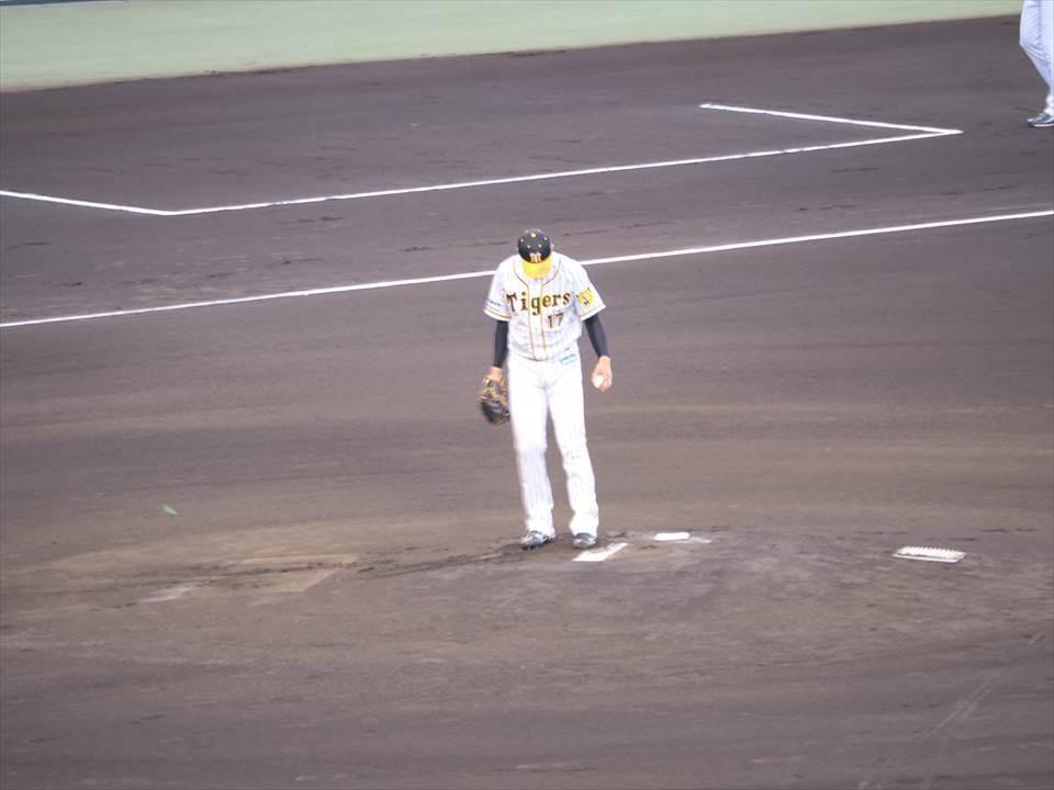 日職阪神虎投手