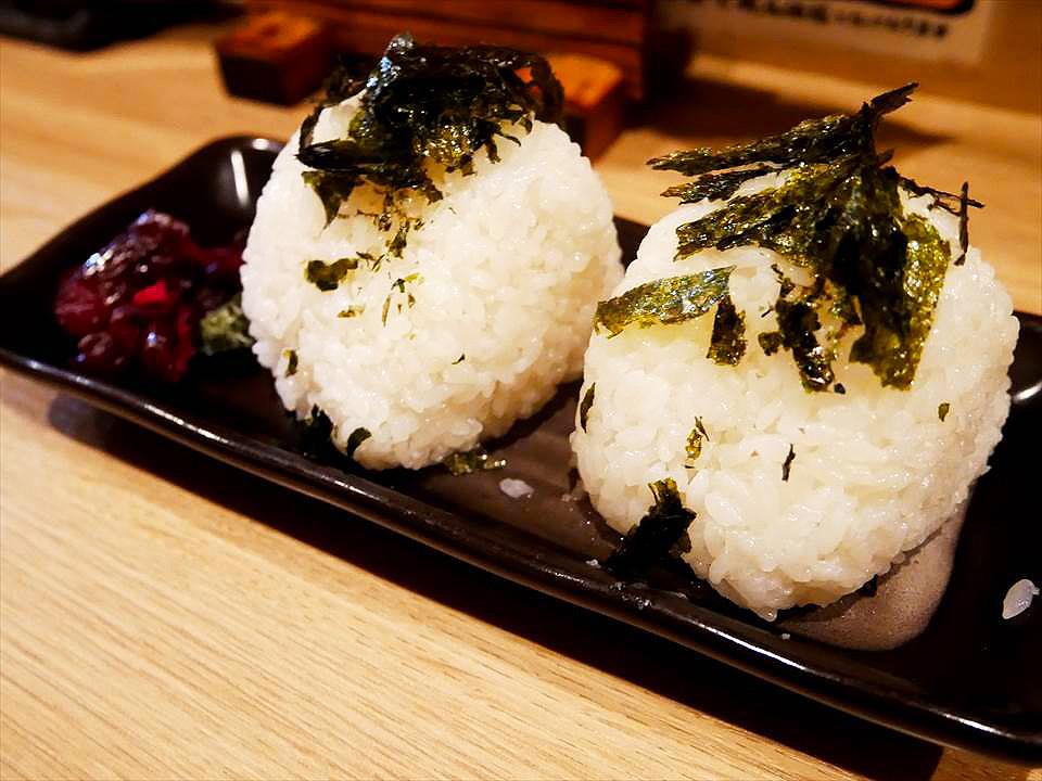 日式海苔飯糰
