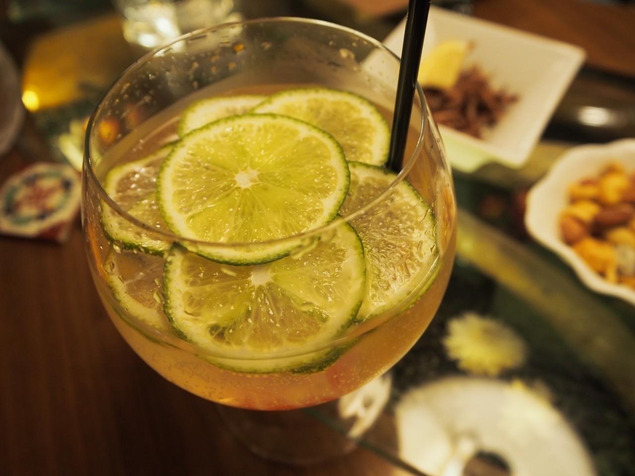大阪檸檬調酒