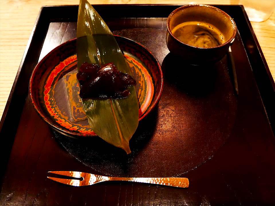 日式葛餅點心