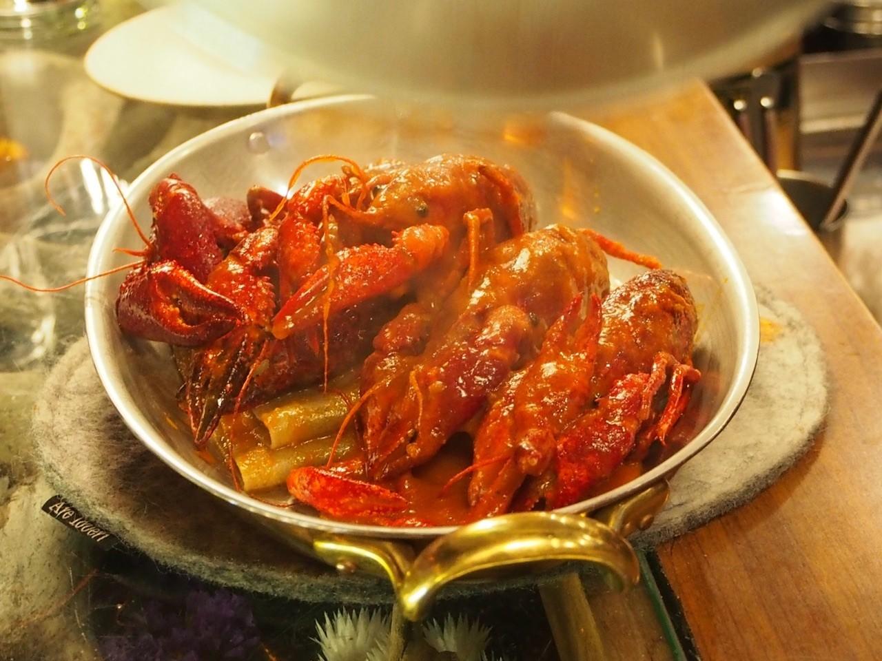 日式北海道小龍蝦
