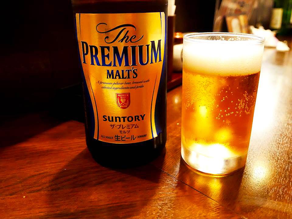 日本瓶裝啤酒