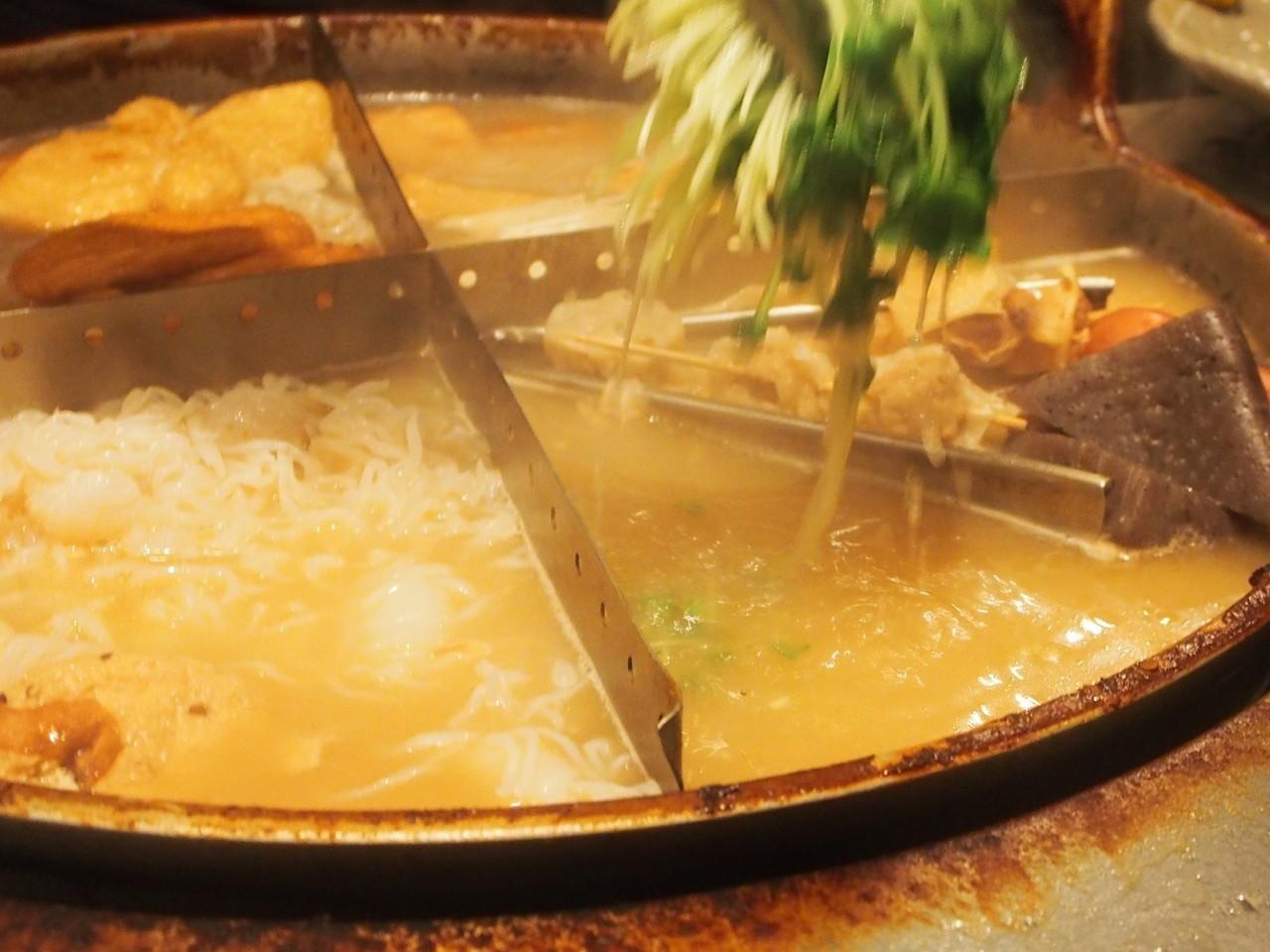 關東煮鍋爐
