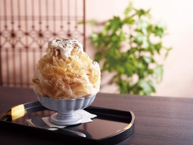 京都神乃咖啡刨冰