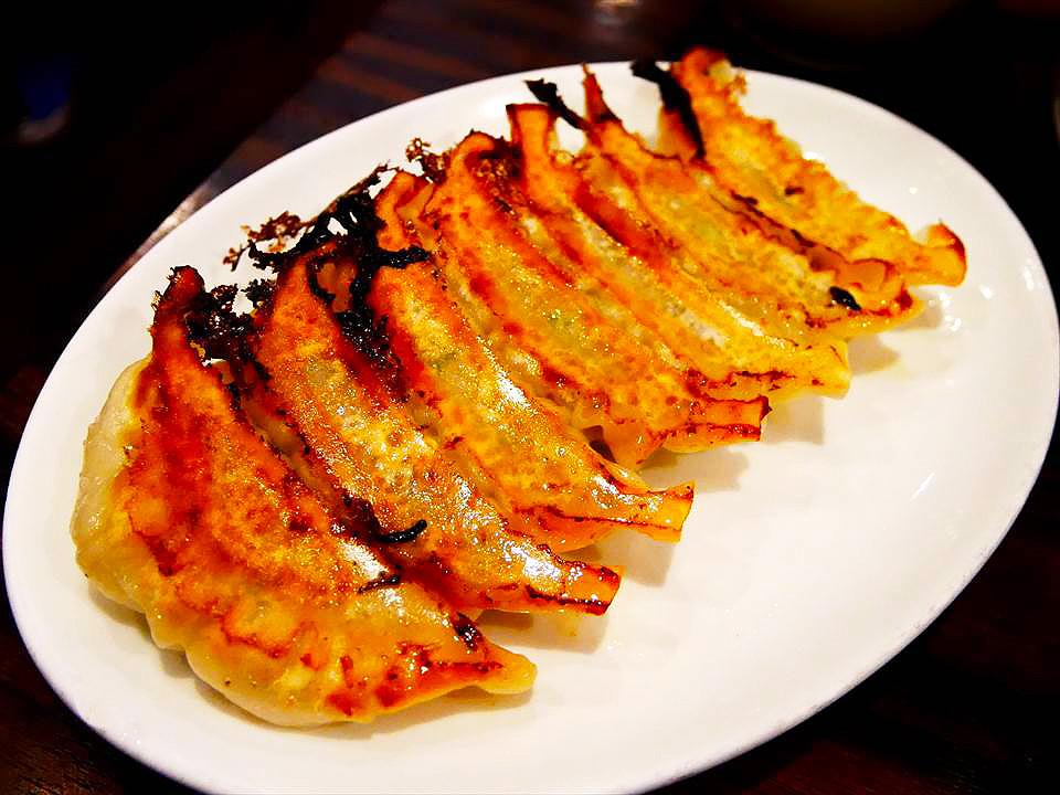 大阪日式煎餃