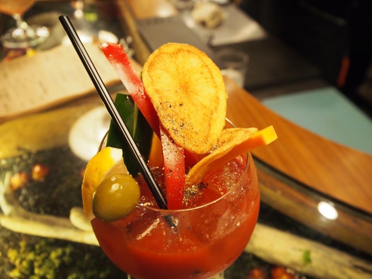 甜椒野菜調酒