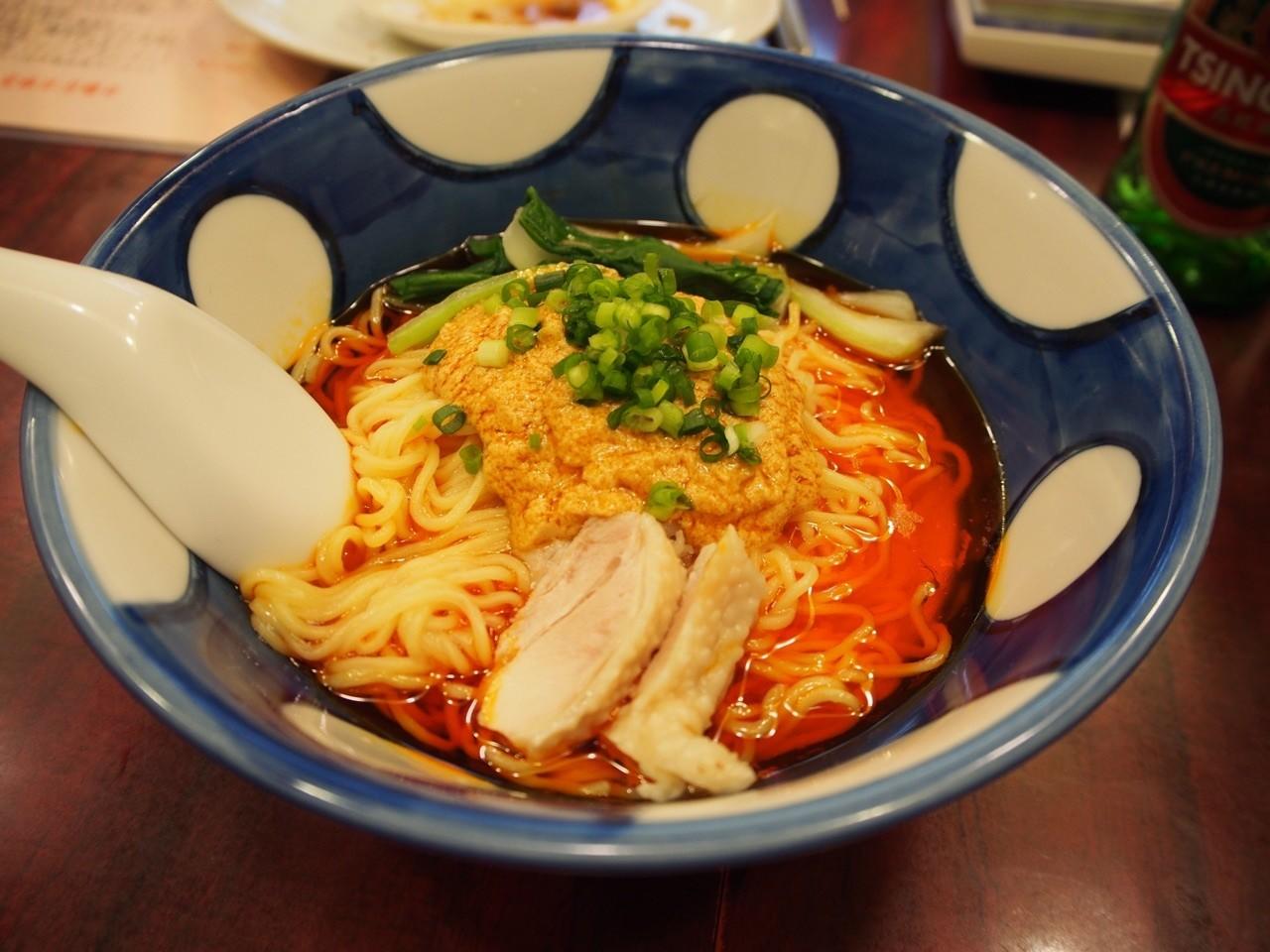 大阪京橋上海料理担担麺