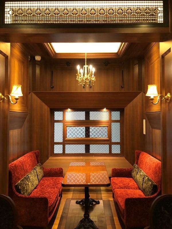 京都神乃咖啡風格