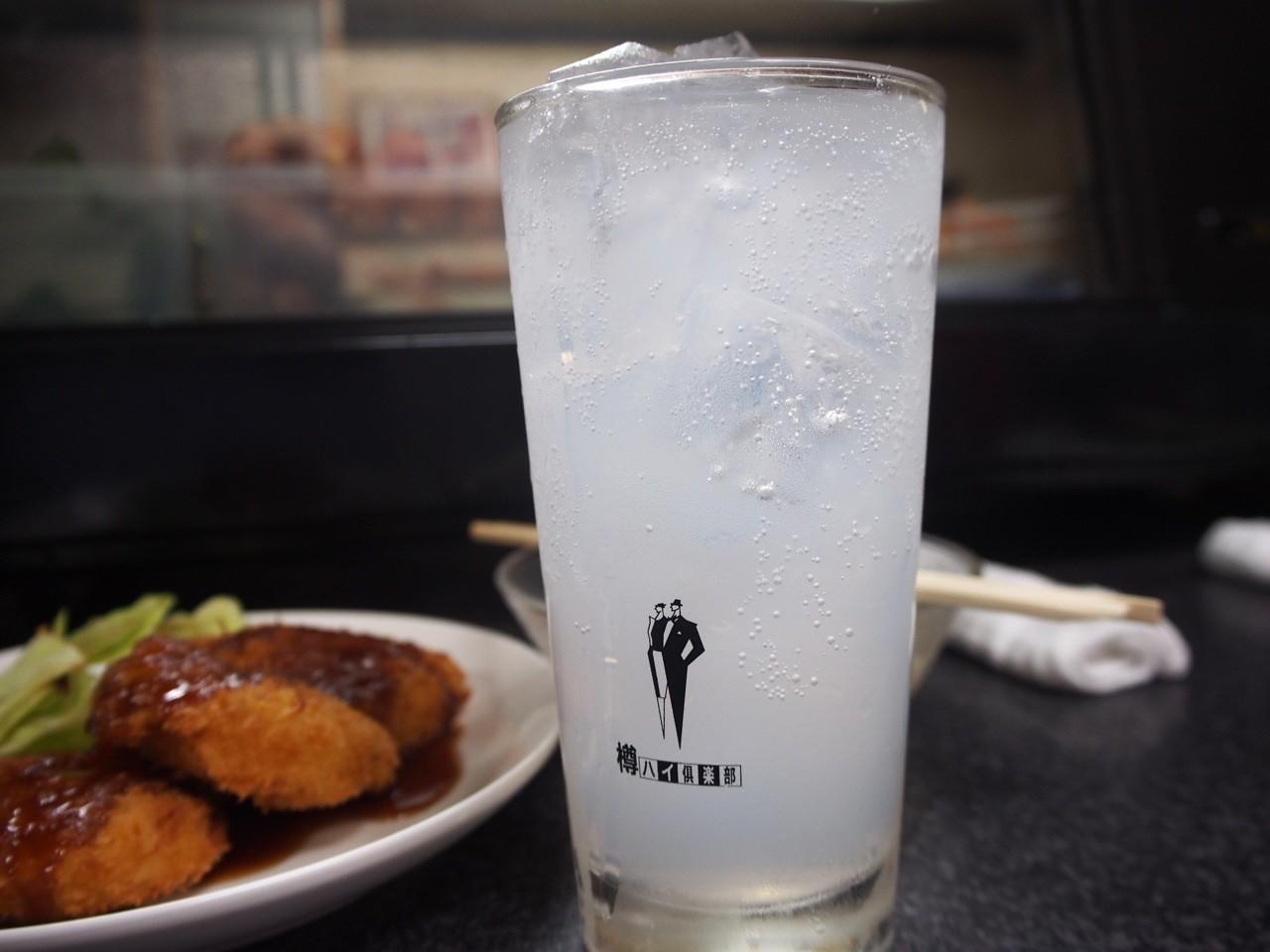 京橋檸檬沙瓦