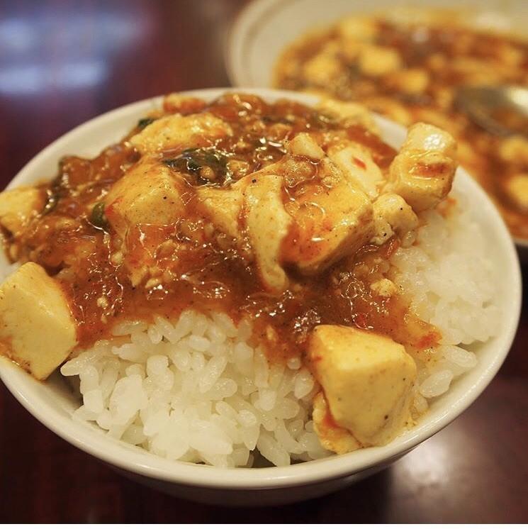 大阪京橋麻婆豆腐