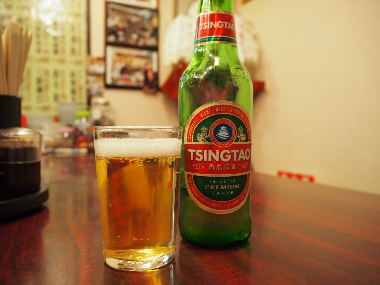 大阪京橋青島啤酒
