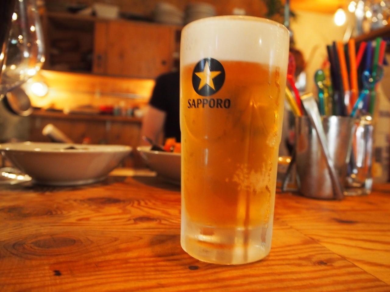 札幌生啤酒