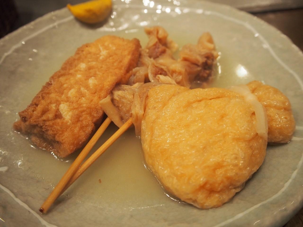 油豆腐牛筋豆腐福袋