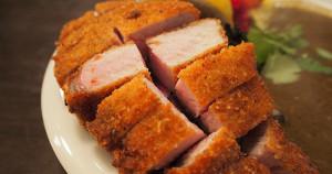 渡邊咖哩辣味豬排咖哩飯