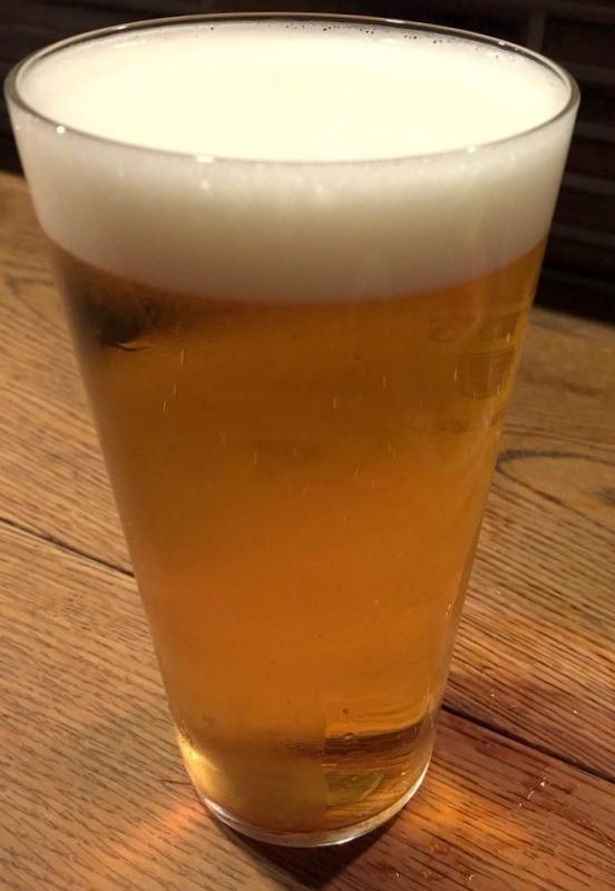 日本立吞店生啤酒