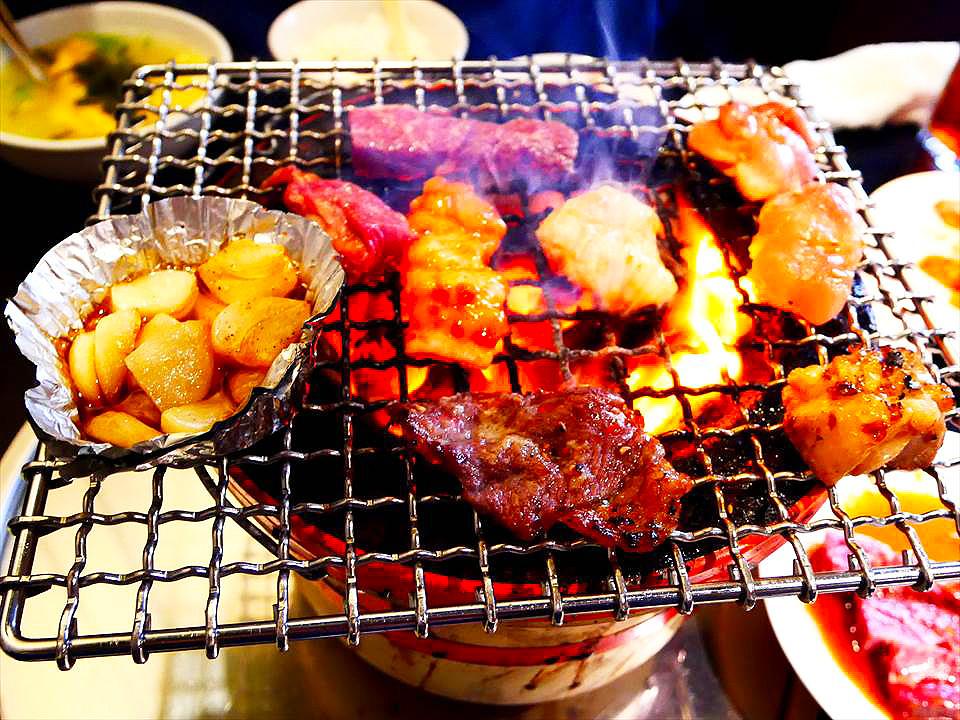 日本大阪燒肉牛橫膈肉