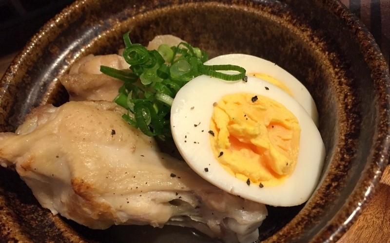 大阪日式滷雞翅