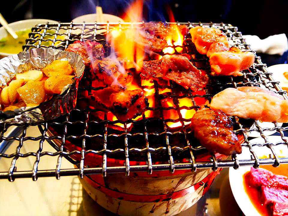 日本大阪人氣燒烤