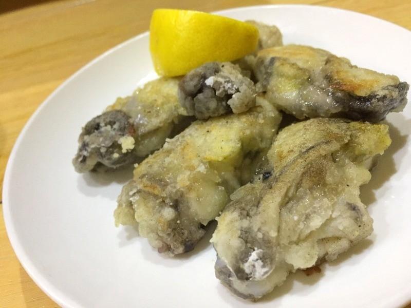 奶油檸檬烤牡蠣