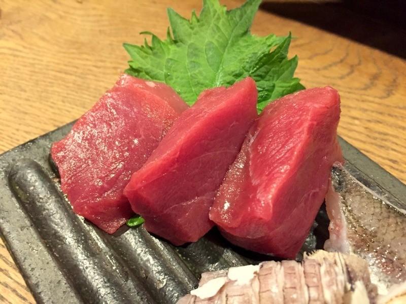 日本大阪立吞店必吃鮪魚片