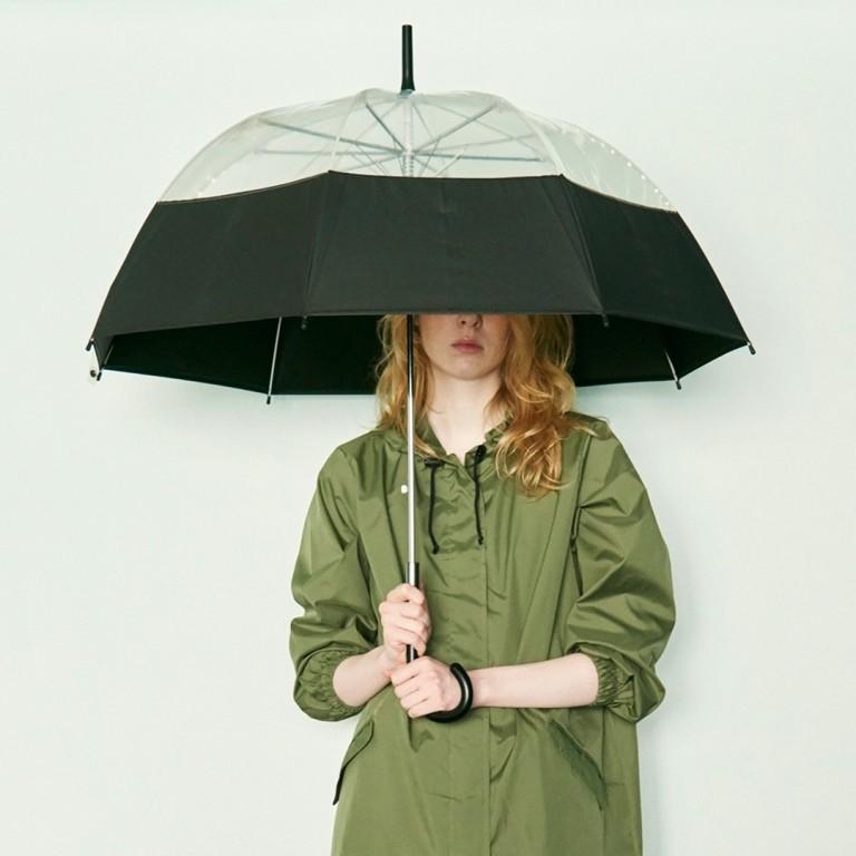 雙色塑膠傘