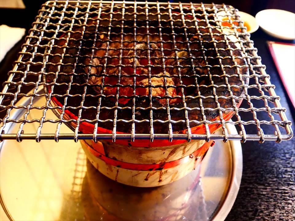 炭火烤肉專用網