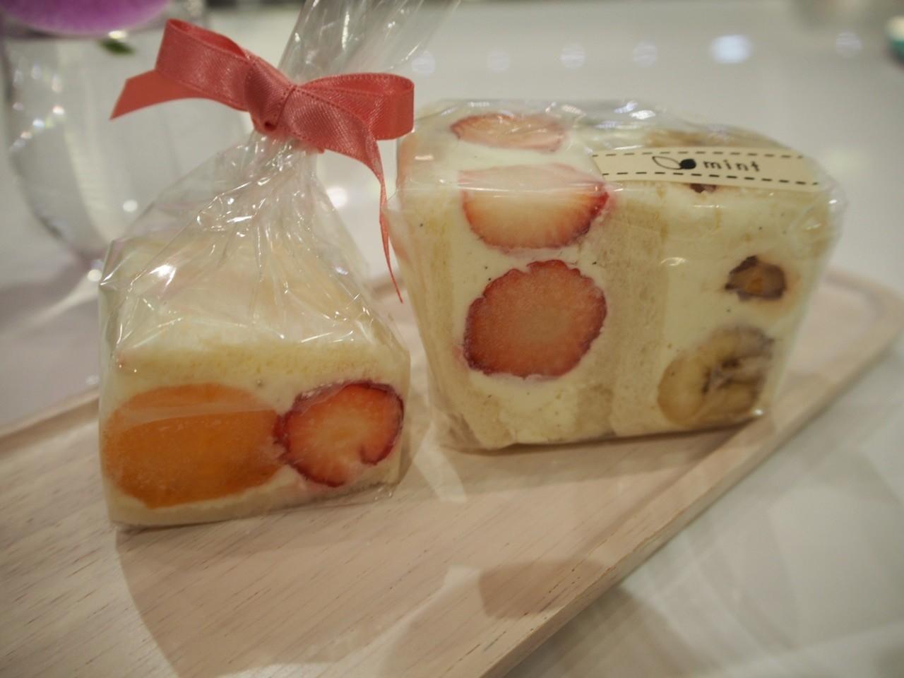 大阪人氣鮮奶油三明治