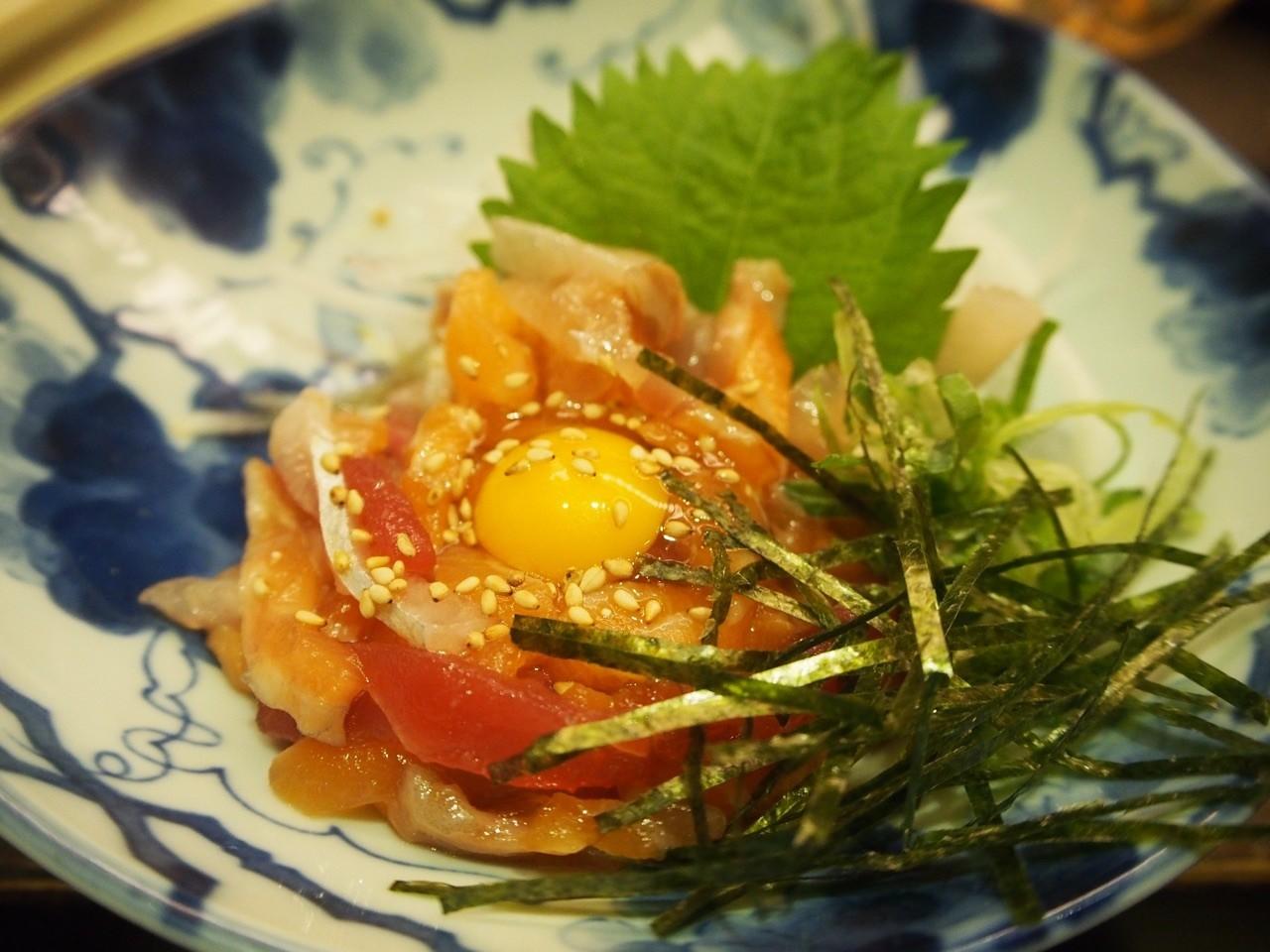 日本好吃生拌海鮮