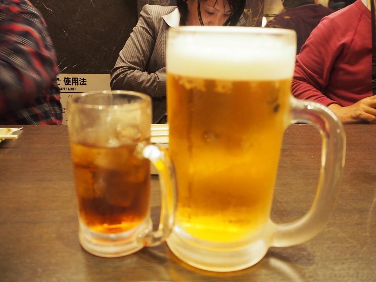 日本大阪巨無霸生啤酒