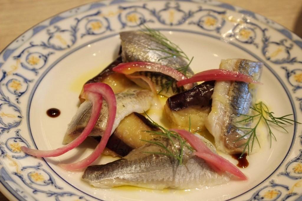 酢漬沙丁魚