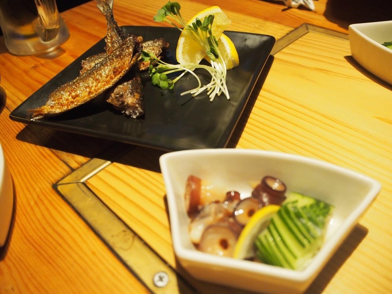 大阪烤秋刀魚