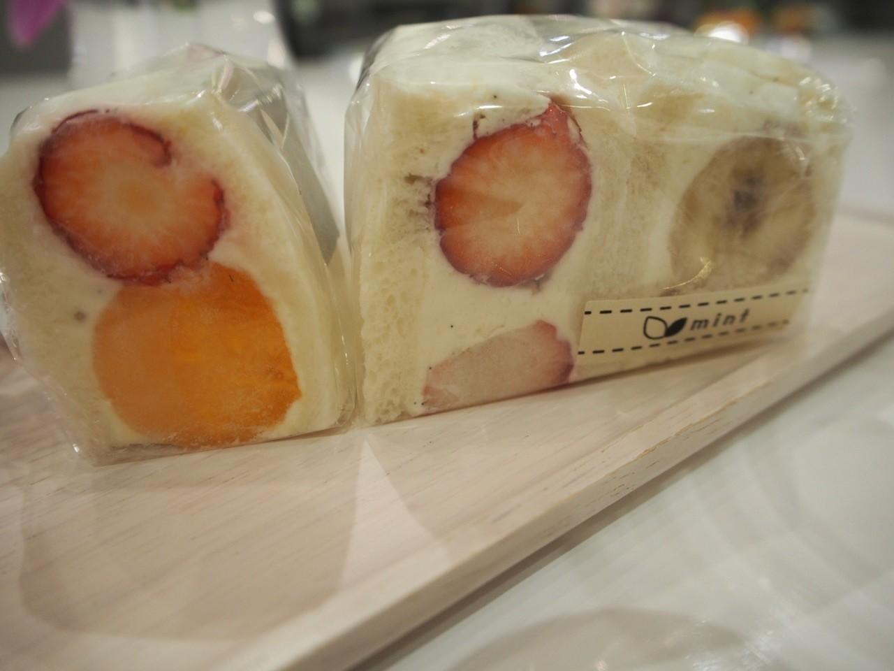 大阪堂島鮮奶油三明治