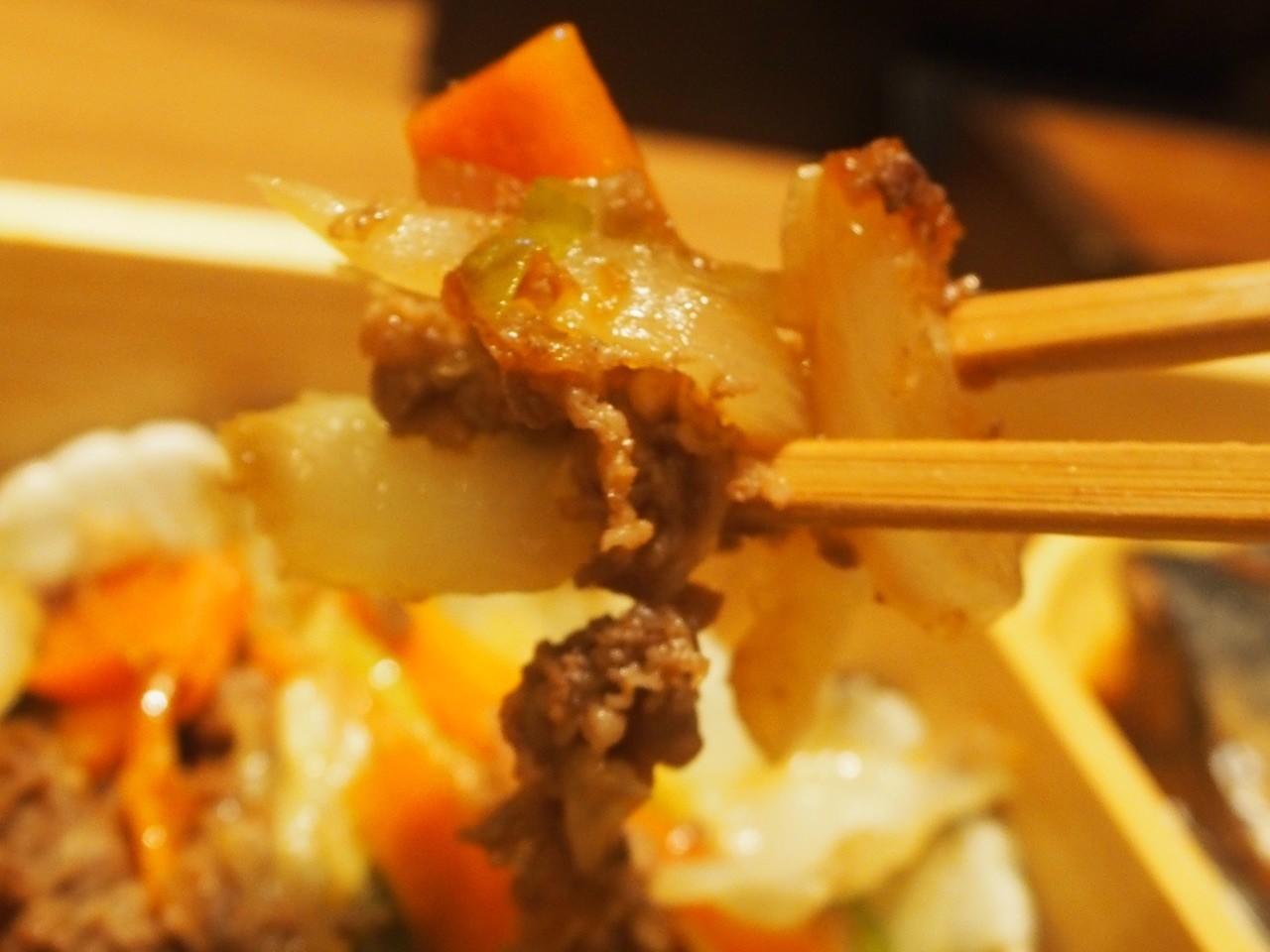 牛肉炒食蔬